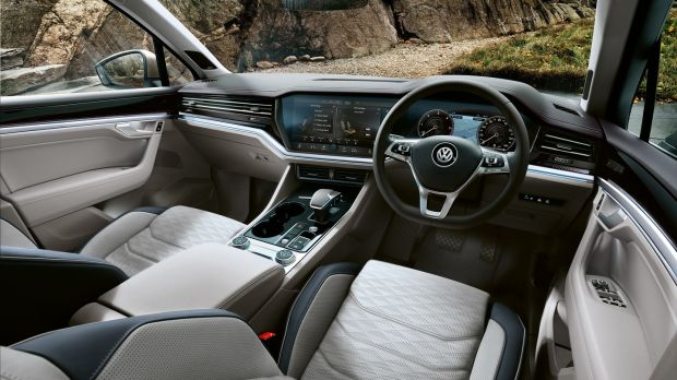 VW Touareg: can the luxury SUV stop its tribe from shrinking?