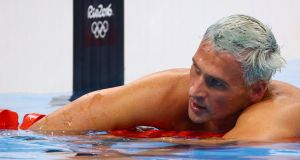 """Ryan Lochte has accepted a 14-month sanction for his use of a prohibited method. On May 24, Lochte posted an image on social media depicting himself receiving an intravenous infusion."""