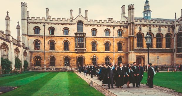 How do I apply for a place in a UK university?