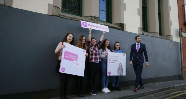 Government sexual health campaigns ireland