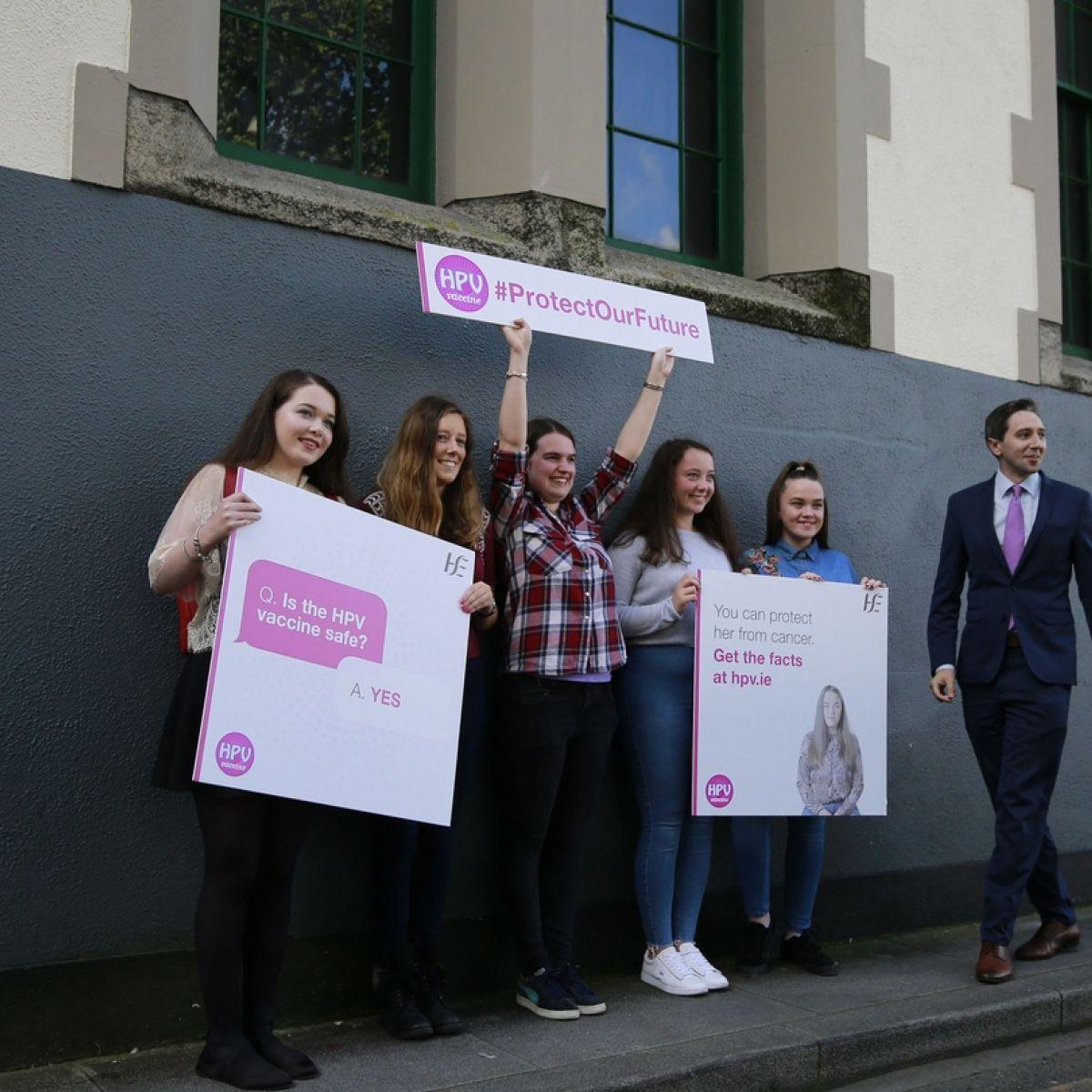 Watch Girls Who Get HPV Vaccine Still Value Safe Sex video