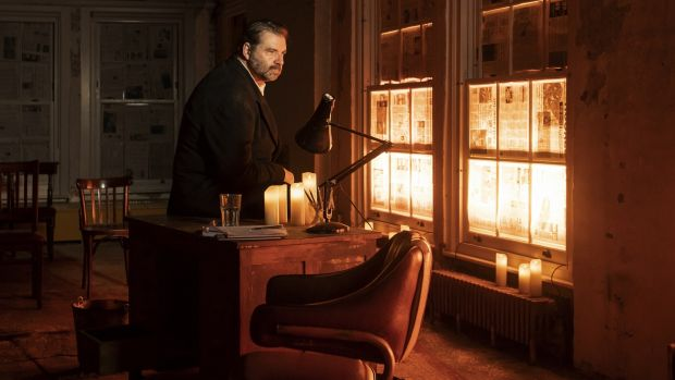 Brendan Coyle in 'St Nicholas' by Conor McPherson as part of Dublin Theatre Festival. Photograph: Helen Maybanks