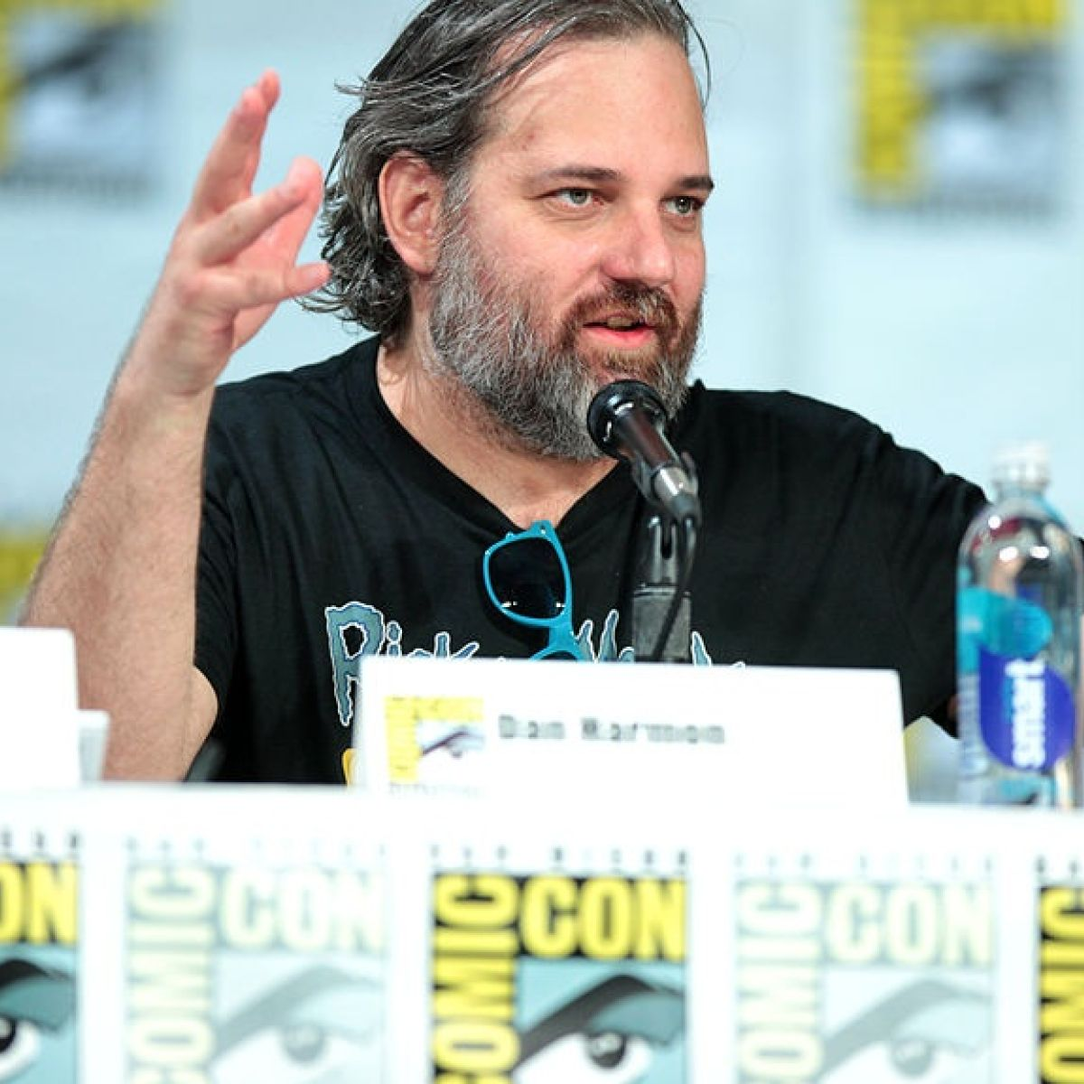 Dan Harmon, 'Rick and Morty' creator, apologises after