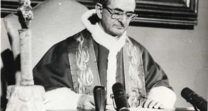 Pope Paul VI: national and international sense of shock greeted his encyclical 'Humanae Vitae'