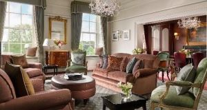 The company behind the Shelbourne undertook a multimillion-euro refurbishment of the hotel last year