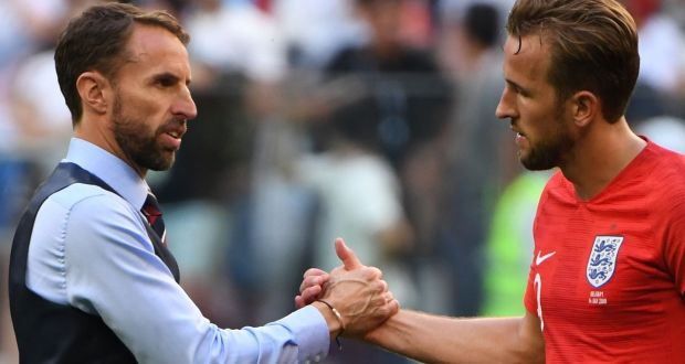 Southgate and Kane shortlisted for coach and player of year