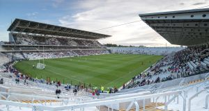 Páirc Uí Chaoimh: controversy erupted over its possible use as a venue for the  Liam Miller charity match. Photograph: Oisin Keniry/Inpho