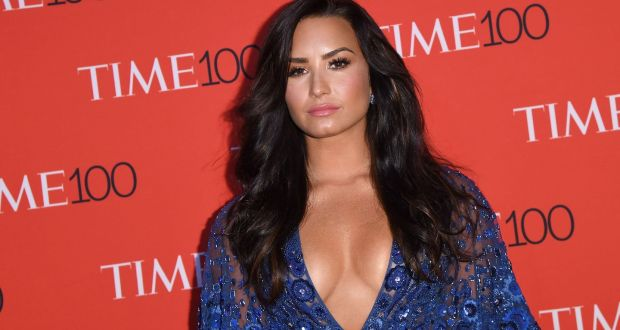 Singer Demi Lovato reported hospitalised for apparent heroin