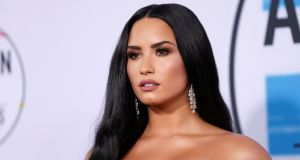 Singer and actress Demi Lovato was taken to a Los Angeles hospital on Tuesday suffering from a suspected overdose. File photograph: Danny Moloshok/Reuters