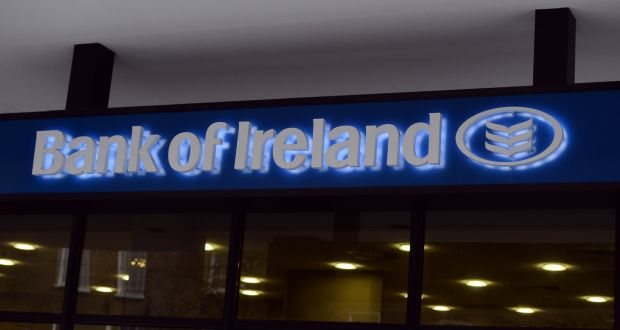 Up to 2,200 job cuts likely at Bank of Ireland under cost