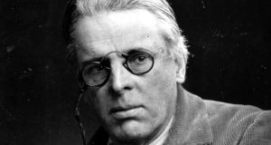 "William Butler Yeats: After the election of Donald Trump, there was a massive surge in online searches for his magnificently doom-laden ""The Second Coming"". Photograph:  Getty"