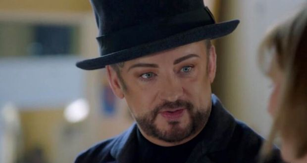 'How much more tragedy can you put into a story?' Boy George learns of his  Irish ancestry