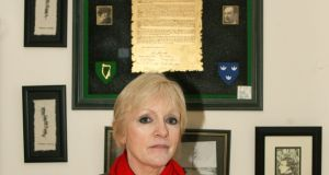 In a film shown in Belfast on Wednesday, Dolours Price said she regarded the killings of the Disappeared as a war crime.  File photograph: Pacemaker