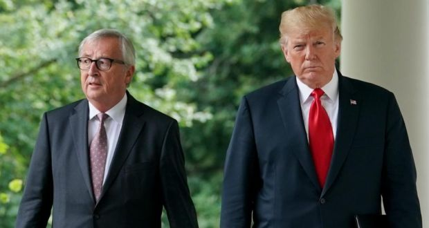 Eu Officials Upbeat On Win Win Trade Agreement With Us