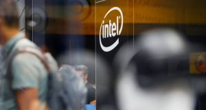 Intel employs close to 5,000 in Ireland. Photograph: Reuters