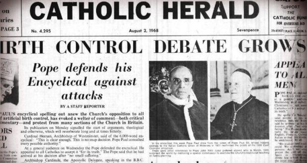 How 'Humanae Vitae' crushed the hopes of millions of Catholics