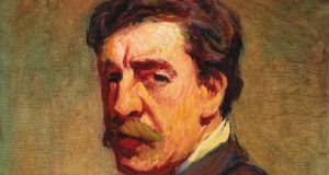 Roderic O'Conor (1860-1940). Self-Portrait, 1903. Courtesy of the National Gallery of Ireland