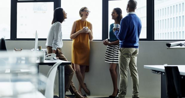 A woman I met at a networking event told me that she values the 5pm Friday drink in her City office. That small ritual helps everyone feel part of corporate culture