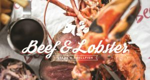 Win a 3-course dinner for two at Beef & Lobster and an overnight stay at Clontarf Castle.