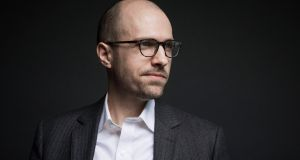 New York Times publisher AG Sulzberger, who raised concerns with US president Donald Trump over his attacks on the media. Photograph: Damon Winter/New York Times via AP