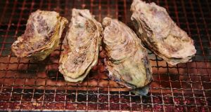 Barbecued oysters have a unique flavour. Photograph: iStock