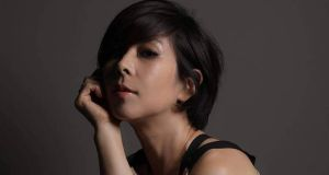 Classic jazz songs from visiting Japanese singer Akiko