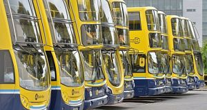 Under current Bus Connects proposals the 84 and 184 routes would be replaced by an orbital service serving Bray-Greystones -Charlesland every 20 minutes. Photograph: The Irish Times