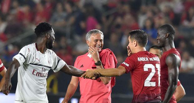 Man United Hopeful Of Making One More Signing Says Mourinho