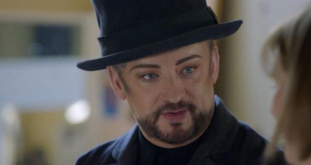 Boy georges culture club return with first new song in 20 years singer boy george who recently appeared on who do you think you are ccuart Gallery