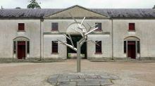 Antony Gormley's 'Tree  for Waiting for Godot' will be exhibited in the Grand Yard at Castle Coole in Enniskillen as part of the Happy Days Festival. Photograph: antonygormley.com