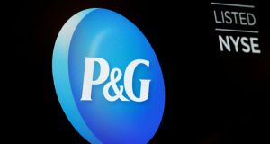 Procter & Gamble's net sales rose 2.6 per cent to $16.50 billion in the fiscal fourth quarter. Analysts had forecast sales of $16.54 billion. Photograph: Brendan McDermid/Reuters