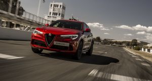 The Alfa Romeo Stelvio Quadrifoglio is, for now, the world's fastest SUV, or at least the one which has posted the fastest lap of the famed Nurburgring race track