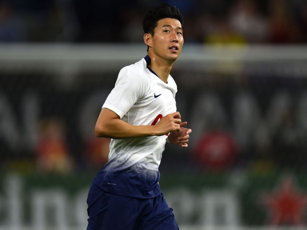 Image result for son heung min tottenham