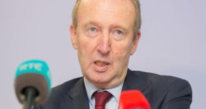 Minister for Transport Shane Ross made the comments while speaking on RTÉ's Today with Miriam programme. Photograph: Gareth Chaney Collins