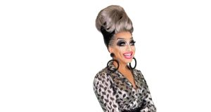"Bianca Del Rio: ""On the days I don't have a show I can eat in a restaurant, but normally it's just nibbles here and there because it's a nightmare when you're in drag."""