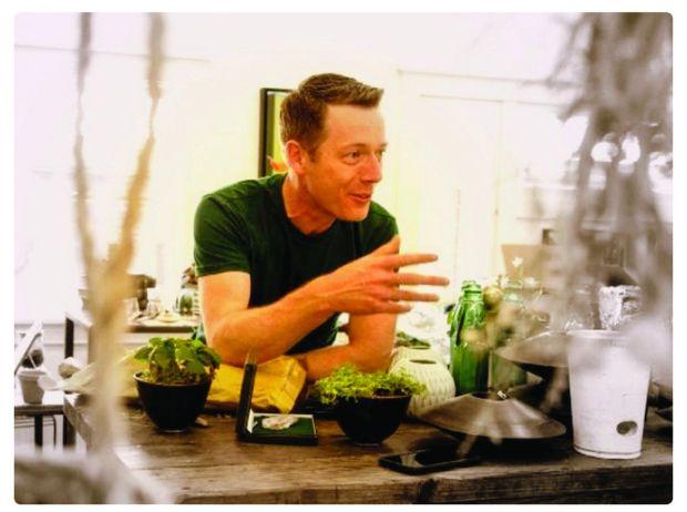Peter Donegan started gardening when he was five.