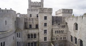 Gosford Castle in Co Armagh, or Riverrun for Game of Thrones fans