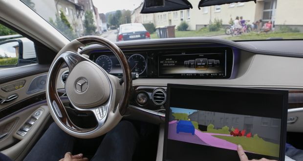 Start-ups hold key to self-driving car research in Europe