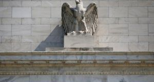 "The Federal Reserve  described a range of economic indicators as ""strong"". Photograph: Reuters"