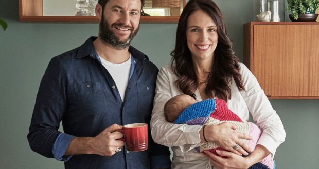 One Day It Will Be Normal New Zealand Pm Returns To Work With Baby