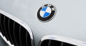 BMW has forecast stronger sales momentum during the rest of the year from new models such as the X2 compact SUV. Photograph: iStock