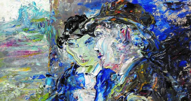 The Comforter By Jack B Yeats