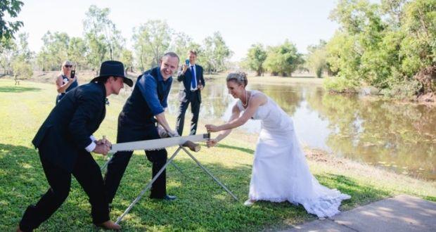 Meet the Irish wedding celebrant joining couples in Australia