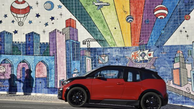 The distinct allure of the BMW i3
