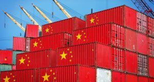 China's commerce ministry says US tariffs are  aimed not at addressing trade issues but at harming China's peaceful development. Photograph: iStock