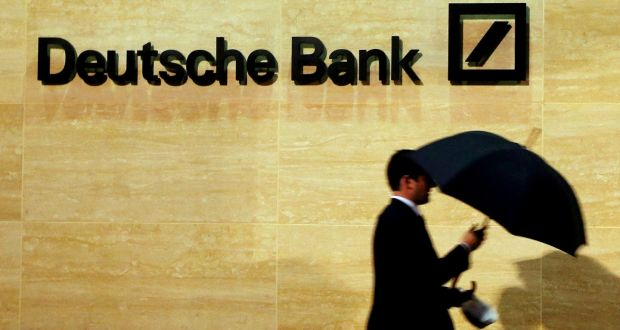 Deutsche Bank struggling to clean up money laundering problems