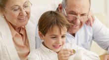 Grandparents are a vital cog without which many families could not function or would really struggle.