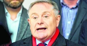 Brendan Howlin succeeded Joan Burton as Labour leader in May 2016.