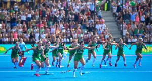 In images: Ireland win hockey semi-final shootout