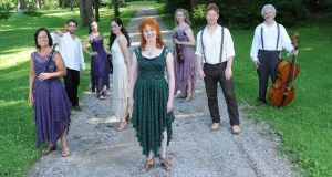 Apollo's Fire celebrate the Celtic-Appalachian connection at the  National Concert Hall on Tuesday